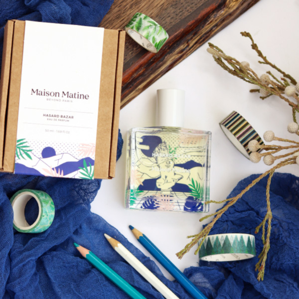Maison Matine perfume review Aromablog