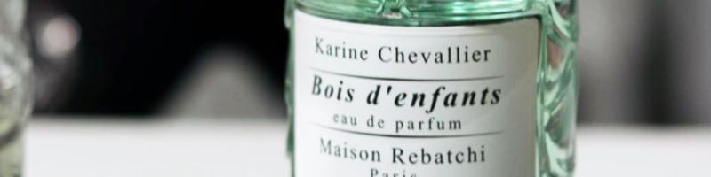 Maison Rebatchi perfume review Aromablog