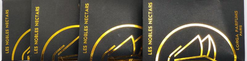 Lorga parfums les nobles nectars